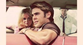 First Poster for 'The Paperboy' Starring Zac Efron & Nicole Kidman