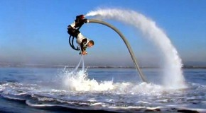 Video of the Day: The Dolphin Jetpack – Aquatic Iron Man?
