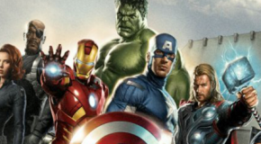 'The Avengers' DVD/Blu-ray Details Released!