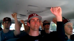 VOD: Harvard Baseball Team Dances to 'Call Me Maybe'