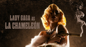 Lady Gaga & A Wolf Featured In New 'Machete Kills' Character Poster