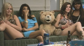 Box Office: A Teddy Bear and Male Strippers Lead the Pack