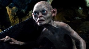 'The Hobbit' – Two New Images from Middle Earth: The Elusive Gollum