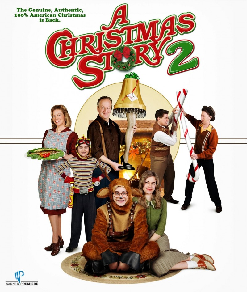 A Christmas Story Poster All  A Christmas Story 2 Poster
