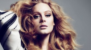 Adele Lends Her Voice to the 'Skyfall' Soundtrack