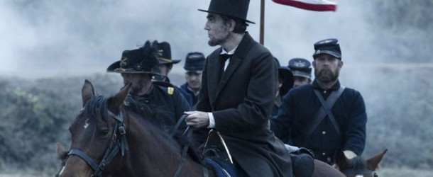 New Trailer & Photos for Steven Spielberg's 'Lincoln' Starring Daniel Day-Lewis