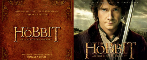 Artwork & Tracklist Revealed for 'The Hobbit: An Unexpected Journey'