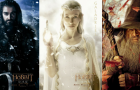 New Character Posters for 'The Hobbit', 'Les Miserables' & 'Life of Pi'