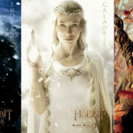 The Hobbit Character Posters