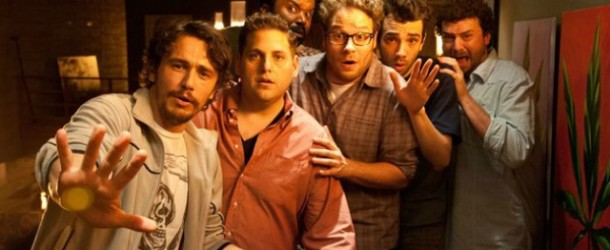 It's The End of the World: And Tom Hardy, Simon Pegg, and Seth Rogen Feel Fine