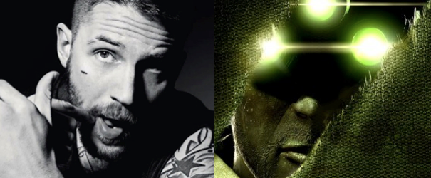 The 'Splinter Cell' Movie Starring Tom Hardy Moves Forward