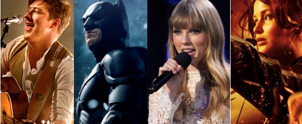 Grammy Nominations: 'Dark Knight Rises', 'Hunger Games' & 'The Muppets' Lead