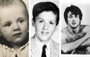 Sylvester Stallone early life
