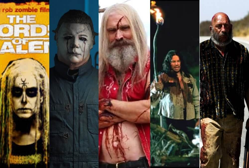 Top 7 Best Rob Zombie Movies From Worst To Best 2021