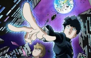 Mob Psycho 100 Anime where the main character is op