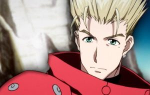 Trigun Anime Where The Main Character Is OP