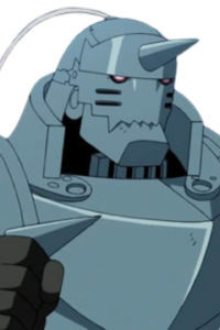 Alphonse Elric INFP Anime Characters