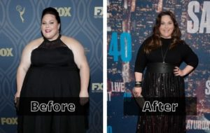 Before & After Weight Loss Chart