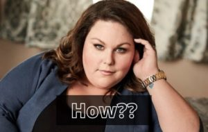 How Chrissy Metz Weight Loss